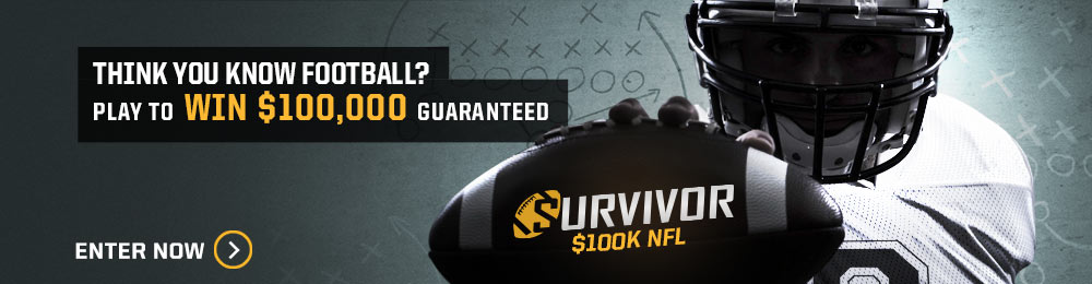 100K NFL Survivor Pool